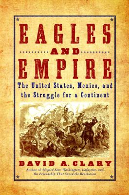 Book cover of Eagles and Empire