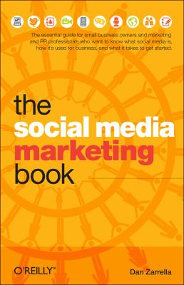 Book Cover Image of The Social Media Marketing Book