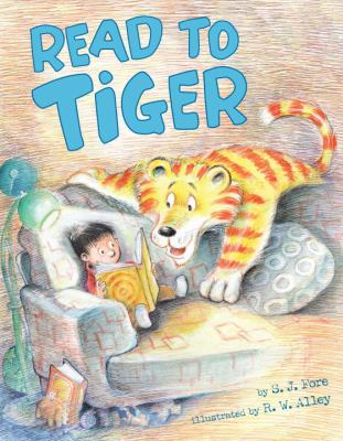 book cover of Read to Tiger by S. J. Fore