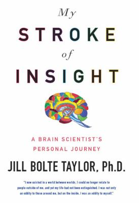 cover image of my stroke of insight