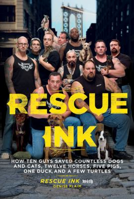 Rescue Ink book cover