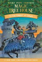 Magic Tree House: Knights at Dawn Book Cover