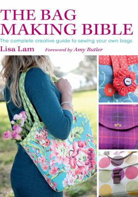 Book cover: The Bag Making Bible
