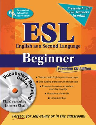 ESL Beginner Book