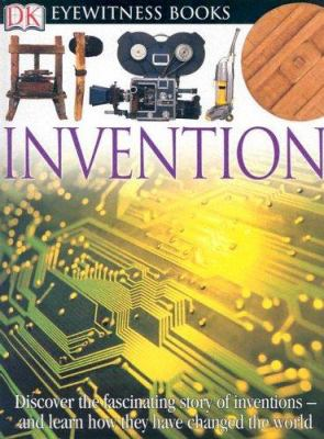 Book cover of Invention
