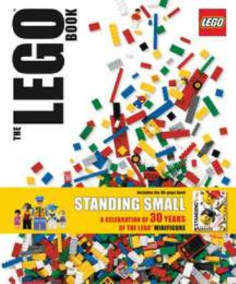 Book cover of The LEGO Book