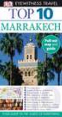 Book cover: Eyewitness Top 10 Marrakech