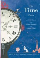 Cover of The Time Book: A Brief History from Lunar Calendars to Atomic Clocks