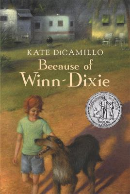 Book Cover of Because of Winn-Dixie