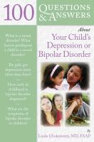Your Child's Depression or Bipolar Disorder