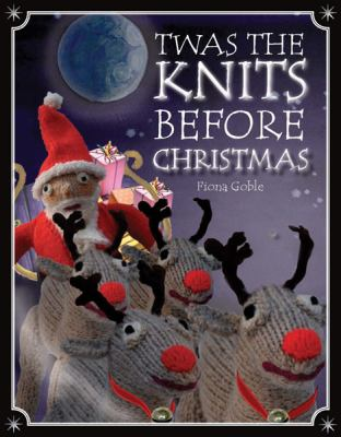 Cover of 'Twas the Knits Before Christmas