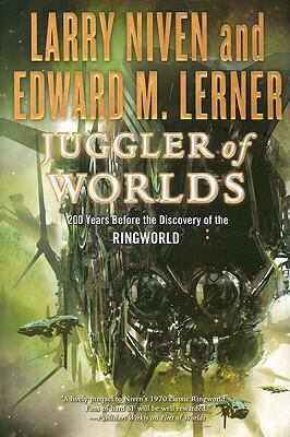 Book cover for Juggler of Worlds