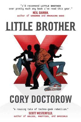 Little brother by Cory Doctorow, 2008