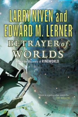 Book cover for Betrayer of Worlds