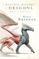 Book cover: A Natural History of Dragons: a Memoir by Lady Trent