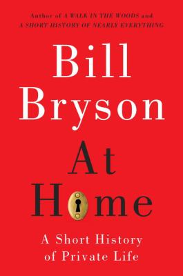 book cover: At Home by Bill Bryson