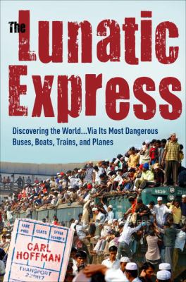 book cover: Lunatic express