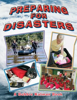Preparing for Disasters Book Cover