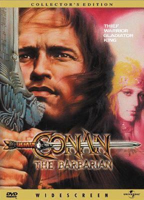 Conan the barbarian (videorecording) 1982