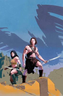 John Carter : World of Mars by Peter David, writer and Luke Ross, artist (2012)