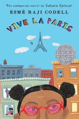Book cover of Vive La Paris