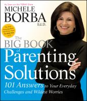 Book cover of The Big Book Parenting Solutions