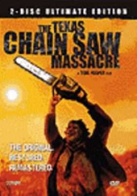 The Texas chain saw massacre (videorecording), 1974