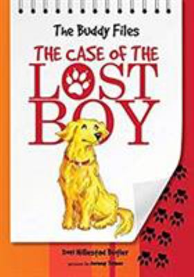 Book cover of The Case of the Lost Boy