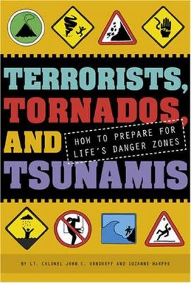 Cover of Terrorists, Tornados and Tsunamis
