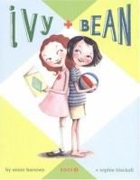 Ivy + Bean Book Cover