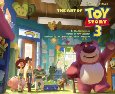 Cover of book The Art of Toy Story 3