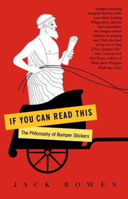 Book cover of If You Can Read This