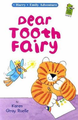 Book cover of Dear Tooth Fairy