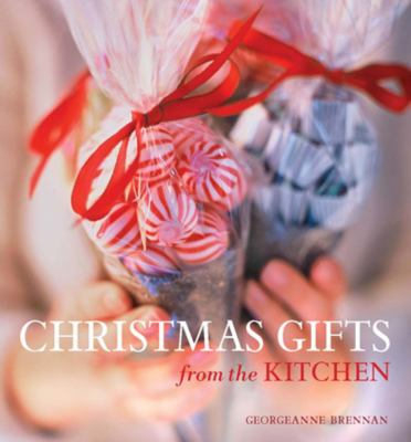 Cover of Christmas Gifts from the Kitchen