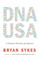 book cover: DNA USA