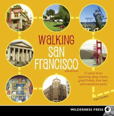 Cover photo of Walking San Francisco