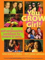 You Grow Girl! book cover