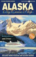 Book cover: Alaska by Cruise Ship