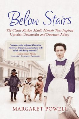 Book cover: Below stairs
