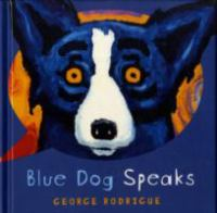 Cover of Blue Dog Speaks