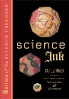 cover image of Science Ink