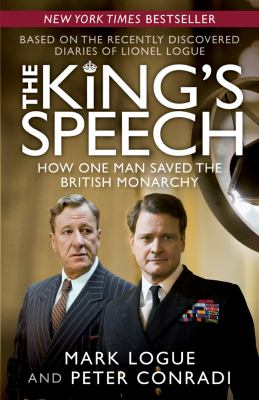 Book cover of The King's Speech