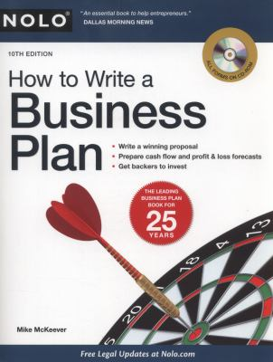 Cover image How to Write a Business Plan