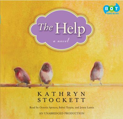 Cover of The Help audiobook