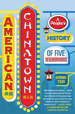 Book cover of American Chinatown