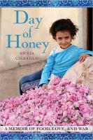 book cover: Day of Honey