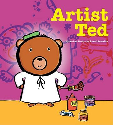 Book Cover: Artist Ted