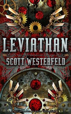 Cover image of Leviathan by Scott Westerfeld