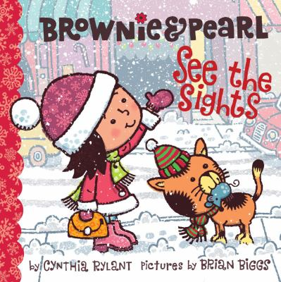 Cover of Brownie &amp; Pearl See the Sights