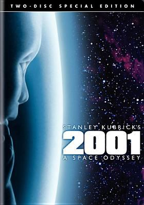 2001: a space odyssey (videorecording), 1968